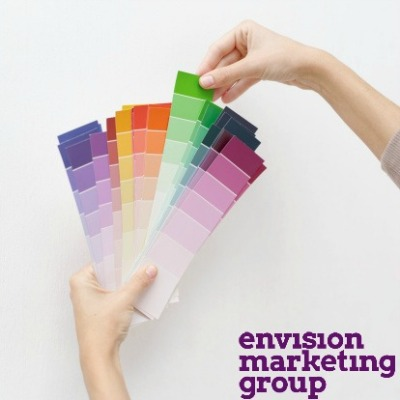 Envision Color Swatches