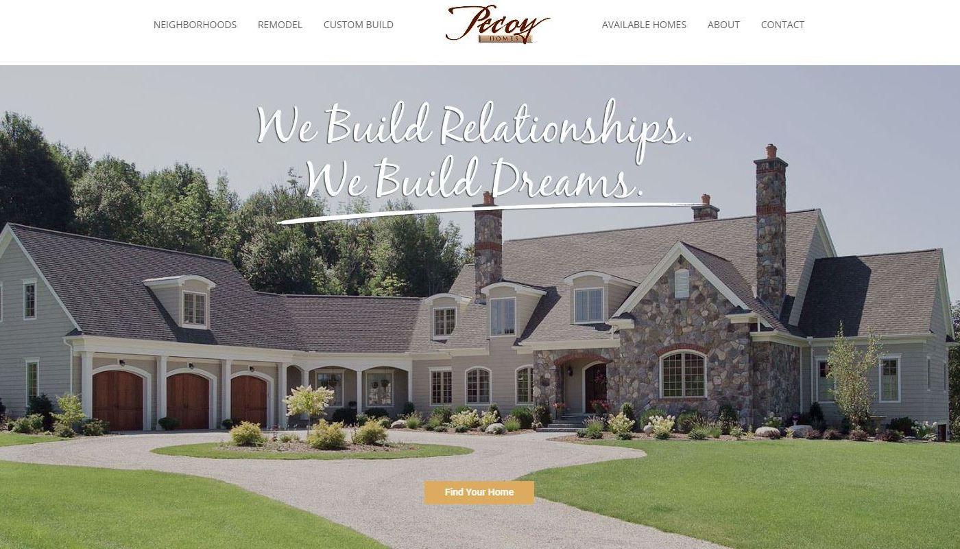 Pecoy WordPress Website Design West Hartford CT