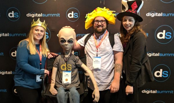 EMG Attends Digital Summit