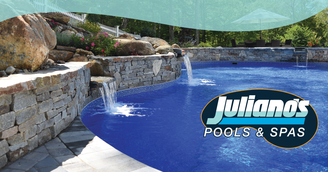 Web design Vernon CT - Juliano's Pools