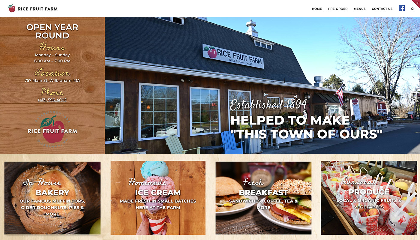 Restaurant-WordPress-Website-Design-Wilbraham-MA