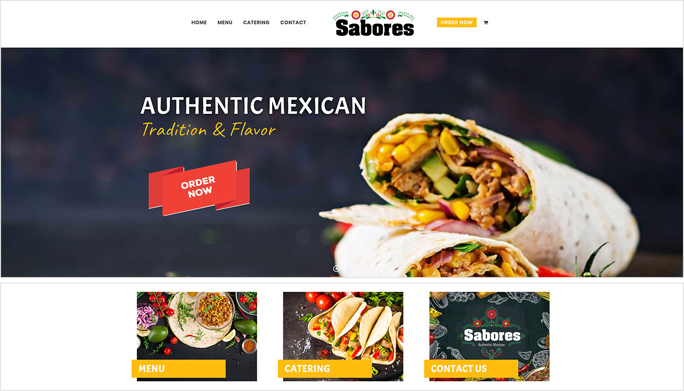 Restaurant-WordPress-Website