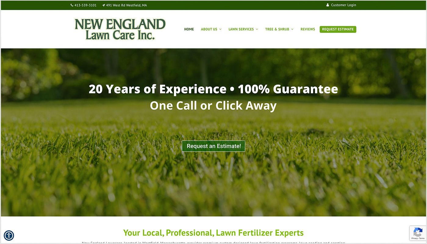 Web Design Agency Westfield MA