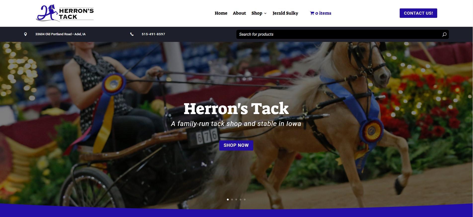 Herron's Tack